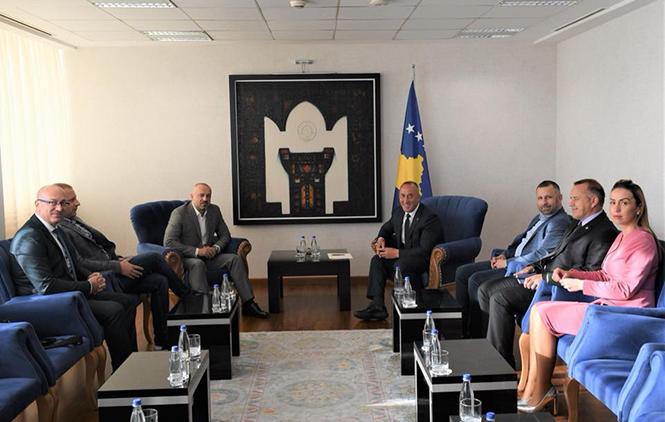 KOSOVO: Srpska lista kod Haradinaja!