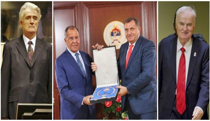 BANJALUKA: Lavrov u društvu Karadžića…
