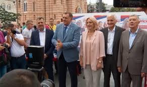 ČEKAJUĆI IZBORE: Krivična prijva potiv Dodika zbog  zastrašivanja političkih protivnika