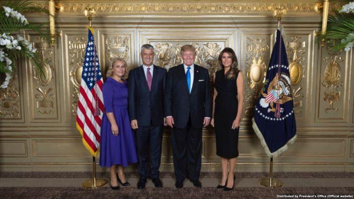 INDEKSONILE: Iduće nedelje sastaju se Tramp i Tači?