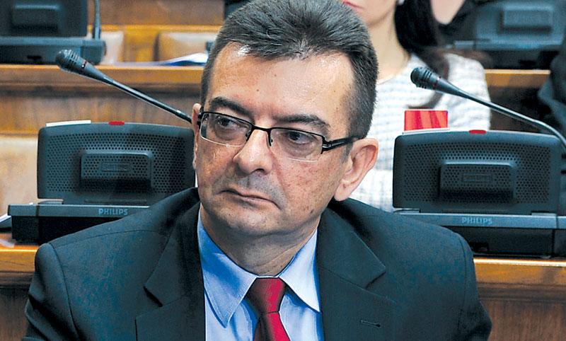 SAVEZ ZA SRBIJU U OKTOBRU: Predsedava Janko Veselinović
