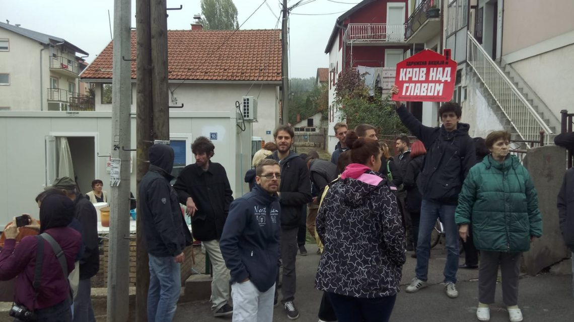 KROV NAD GLAVOM: Porodica Pavlović – rušenje je odloženo!