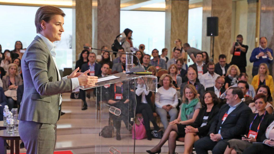 NARODNI MUZEJ: Brnabićeva otvorila Digital Desing salon