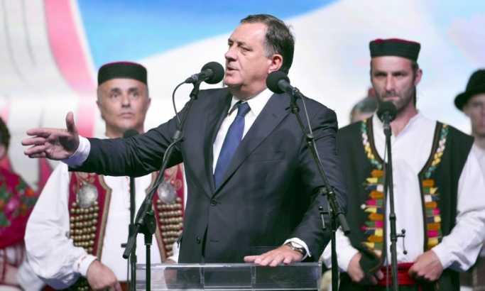 IZBORI U BIH: Zbog govora mržnje Dodiku kazna 2.500 evra!