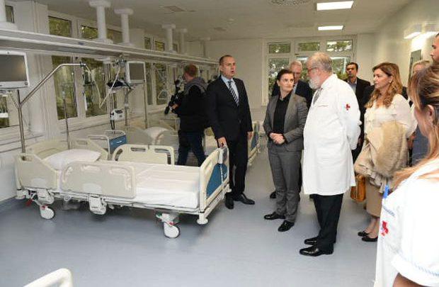 """ZDRAVSTVO: Obnovljena bolnica """"Dragiša Mišević"""""""