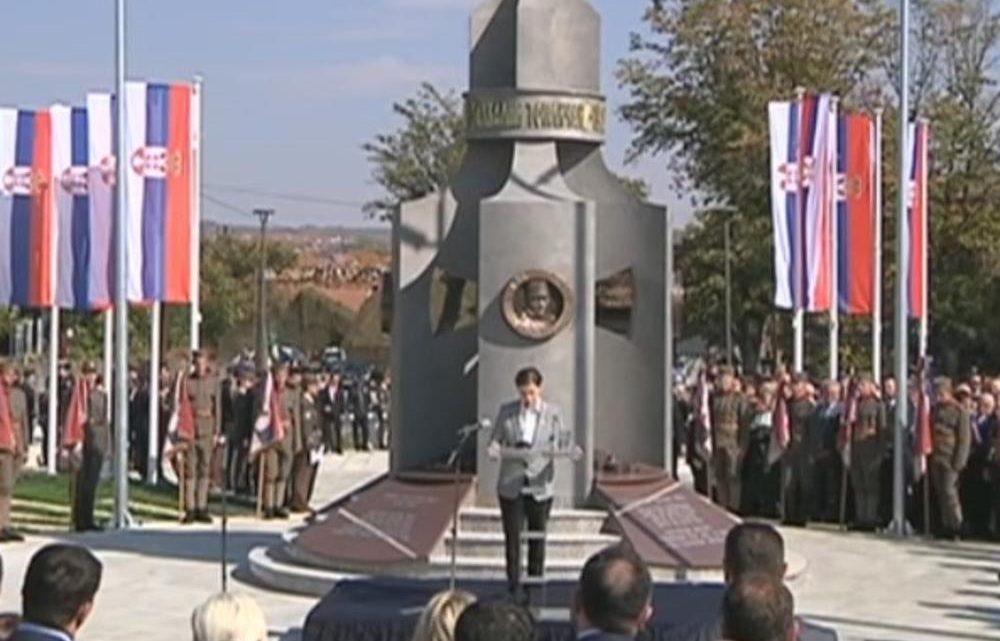 PROKUPLJE – DAN OSLOBOĐENJA: Otkriven spomenik Gvozdenom puku