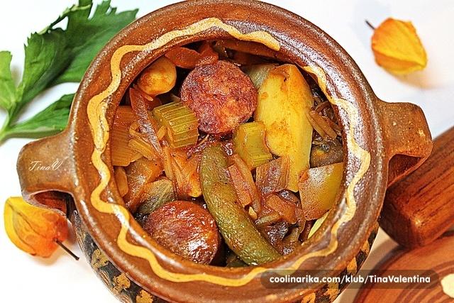 HRANA – ZDRAVLJE: Kobasice s povrćem