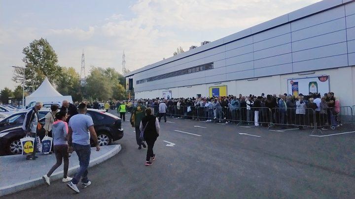 LIDL: Jutros Srbija dobila 16 marketa!