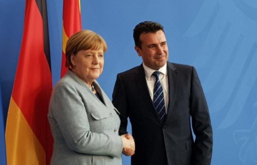 POSLE REFERENDUMA: Merkelova pisla Zaevu