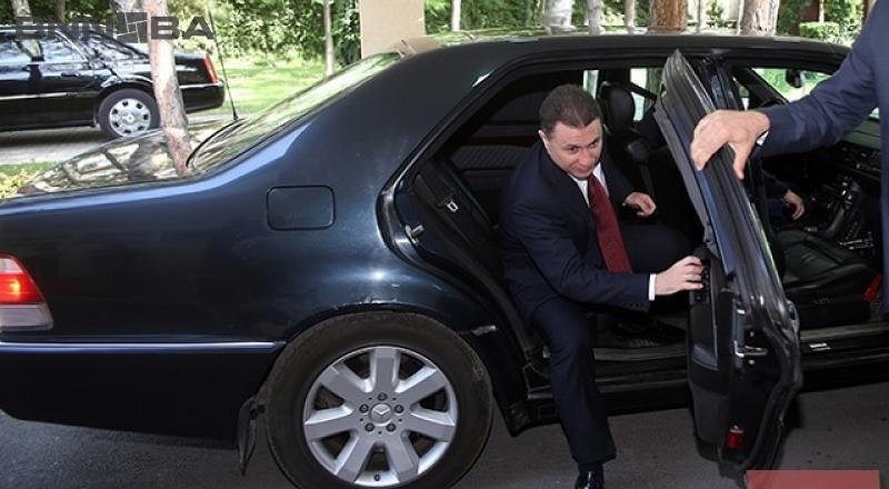 """""""TENK"""" : Bivši premier Makedonije Nikola Gruevski pravosnažno – dve godine"""