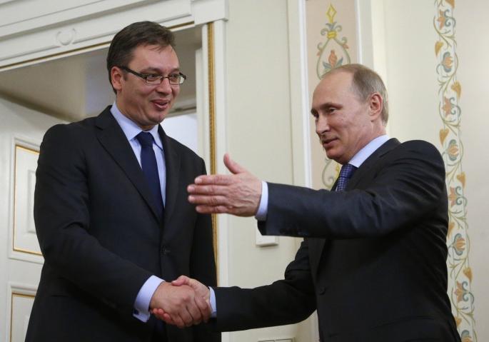 POSLE POSETE: Vučić nije dobio odobrenje Putina za svoju verziju priznanja Kosova