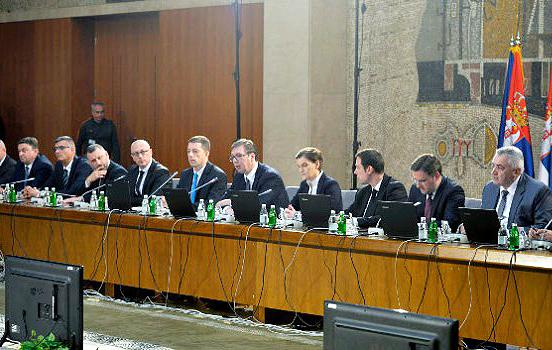 SRBIJA – KIM: Određeno 300 miliona dinara za početak finansiranja nekih od projekata
