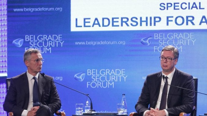 BEOGRAD – MLADENOVAC: Srbija će učiniti sve što može da sačuva mir i bezbednost u regionu