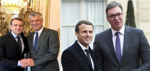 PACOLI OTKRIVA: Tači u Parizu se sastaje s Vučićem