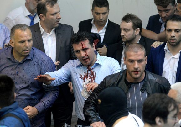 MAKEDONIJA: Zaev nudi amnstiju za optužene članove VMRO-DPMNE ako glasaju za ustavne promene
