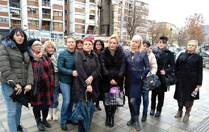 KOSOVSKA MITROVICA: Solidarnost