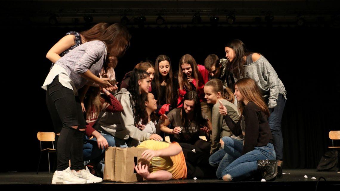 "KULTURNI CENTAR ""MAGACIN"": Peti pozorišni festival dece i mladih ""Mater Terra"""