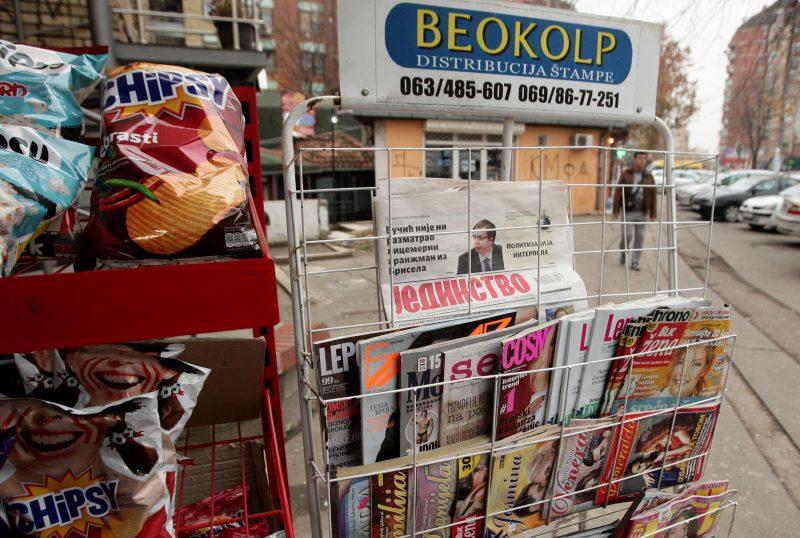 KOSOVO: Vlada demantuje da na Kosovo ne mogu da uđu novine iz Srbije