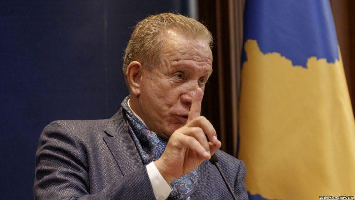 PACOLI (I DALJE) PRETI: Srbija će platiti ponašanje prema Kosovu