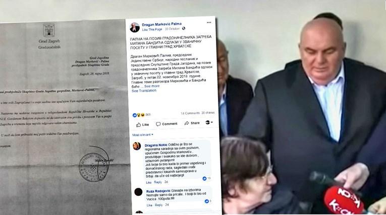 POSETA: Palma zvanično gost Zagreba