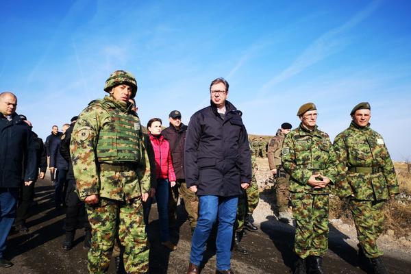 VOJSKA SRBIJE: Vežba – koliko je spremna naša vojska u ovom trenutku?