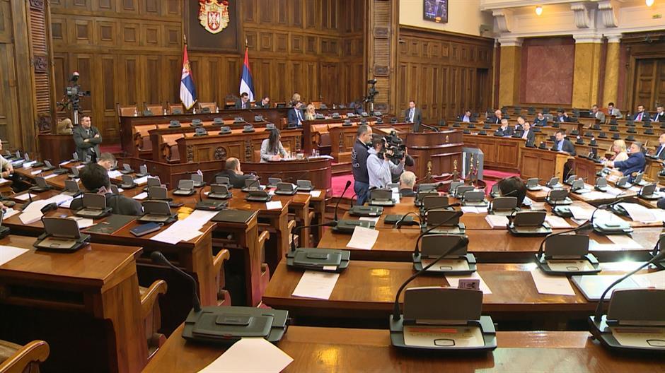 SKUPŠTINA SRBIJE: Sutra rasprava o budžetu!