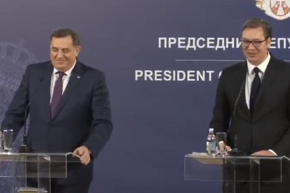 Dogovor Vučića i Dodika: izgrdiće se Memorijalni kompleks u Gradini