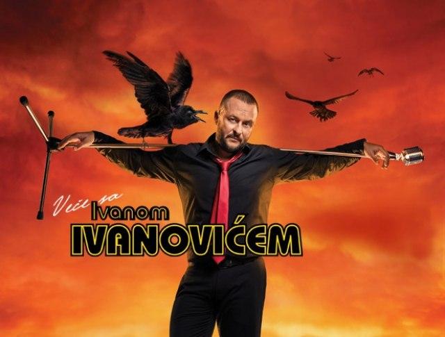 Veče sa Ivanom Ivanovićem poslednji put – 28. decembra