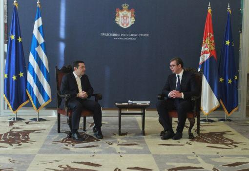 Cipras u Beogradu: Susret starih prijatelja