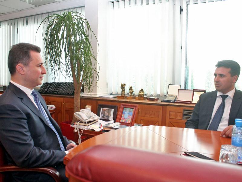 """Posle bekstva Gruevskog: Zaev """"sumnja ali ne veruje"""""""