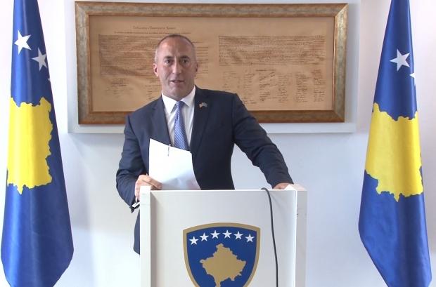 Haradinaj se šalio : Odložene nove mere protiv Srbije