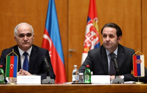 POSETA: Ljajić razgovarao sa kolegom Mustafajevim iz Azerbedžana