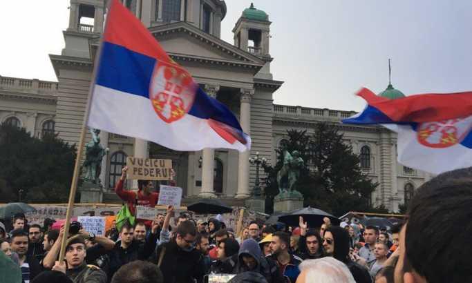 "Beograd: Danas protest pod parolom ""Hajde da se prebrojimo"""