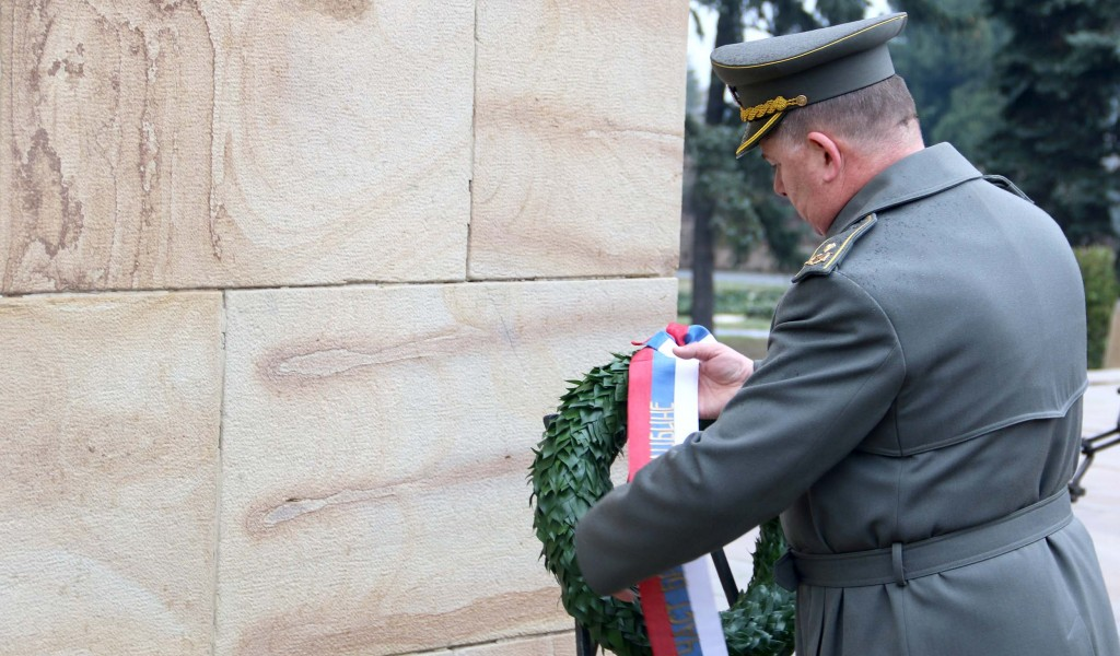 POČAST: Položeni venci povodom Dana vojnih veterana