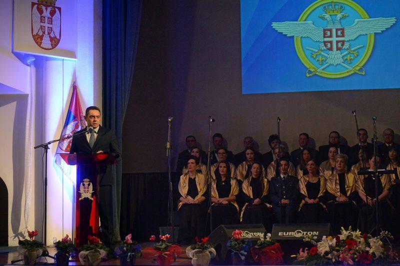 Svečanost povodom Dana Ratnog vazduhoplovstva i protiv vazduhoplovne odbrane