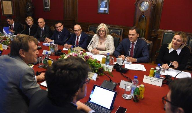 Beograd: Počeli zvanični razgovori misije MMF sa delegacijom Srbije