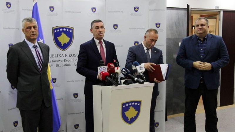 """Priština: Pregovarači """"zaboravili"""" Tačija"""
