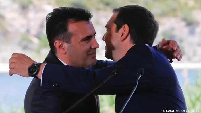 Grčka agencija ANA: Nobel čeka Ciprasa i Zaeva?