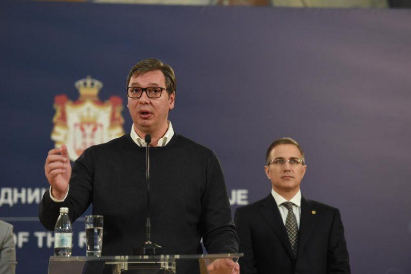 Vučić obečao – kriminal postaje nerentabilan!