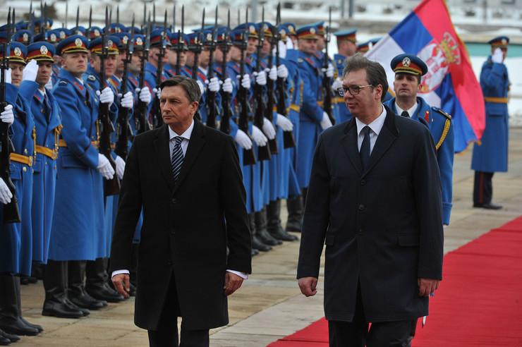 Borut Pahor gost Srbije: ima li Slovenija srpsku manjinu?
