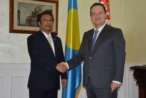 MSP: Palau i zvanično povuklo priznanje Kosova