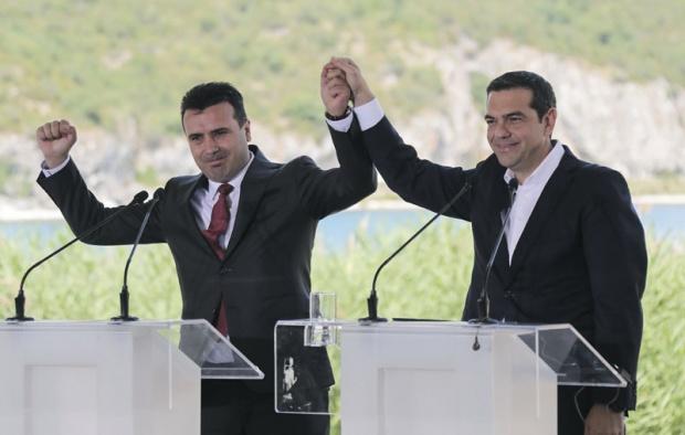 Grčki parlament ratifikovao sporazum iz Prespe: novo ime – Severna Makedonija