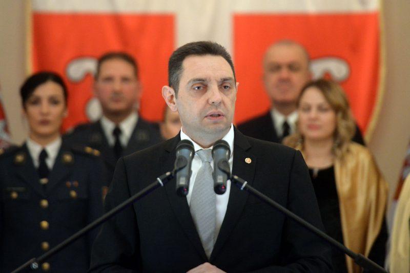 Vulin: Nacionalno pitanje rešavati jedinstveni – ne stideći se svog Beograda
