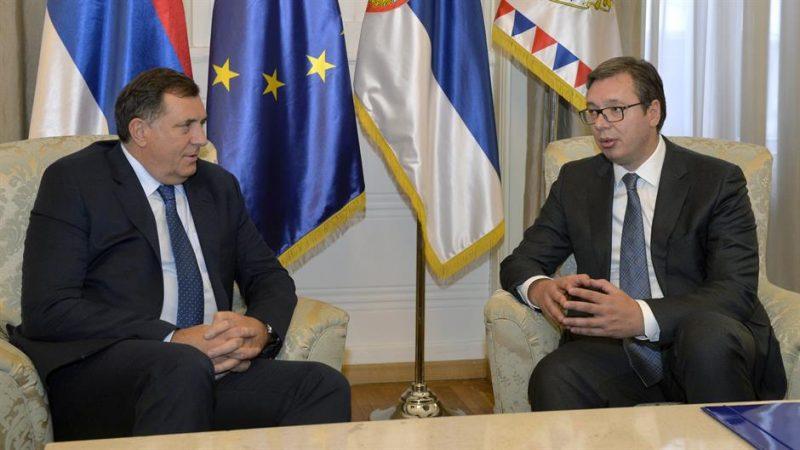 Razgovarali Vučić i Dodik: Srbija će izgraditi most preko Save – poklon narodu BiH i RS