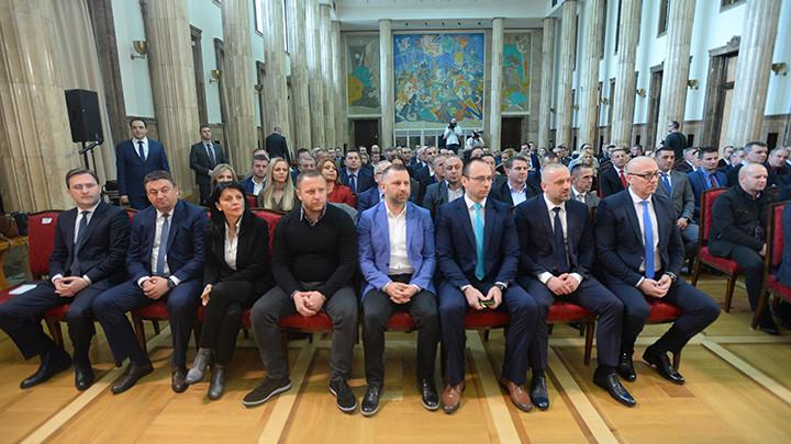 Sastanak sa Vučićem: Srbi traže izlazak iz svih prištinskih institucija