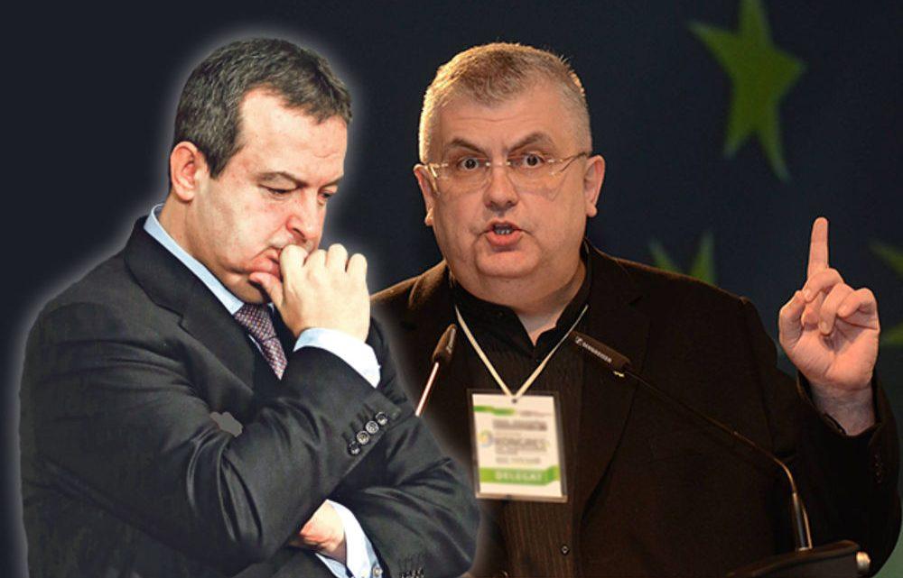 LSV: U čije ime Dačić podržava Madura?