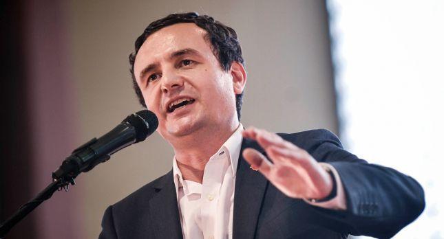 Albin Kurti: U Albaniji i na Kosovu treba da se spremaju za albansko proleće