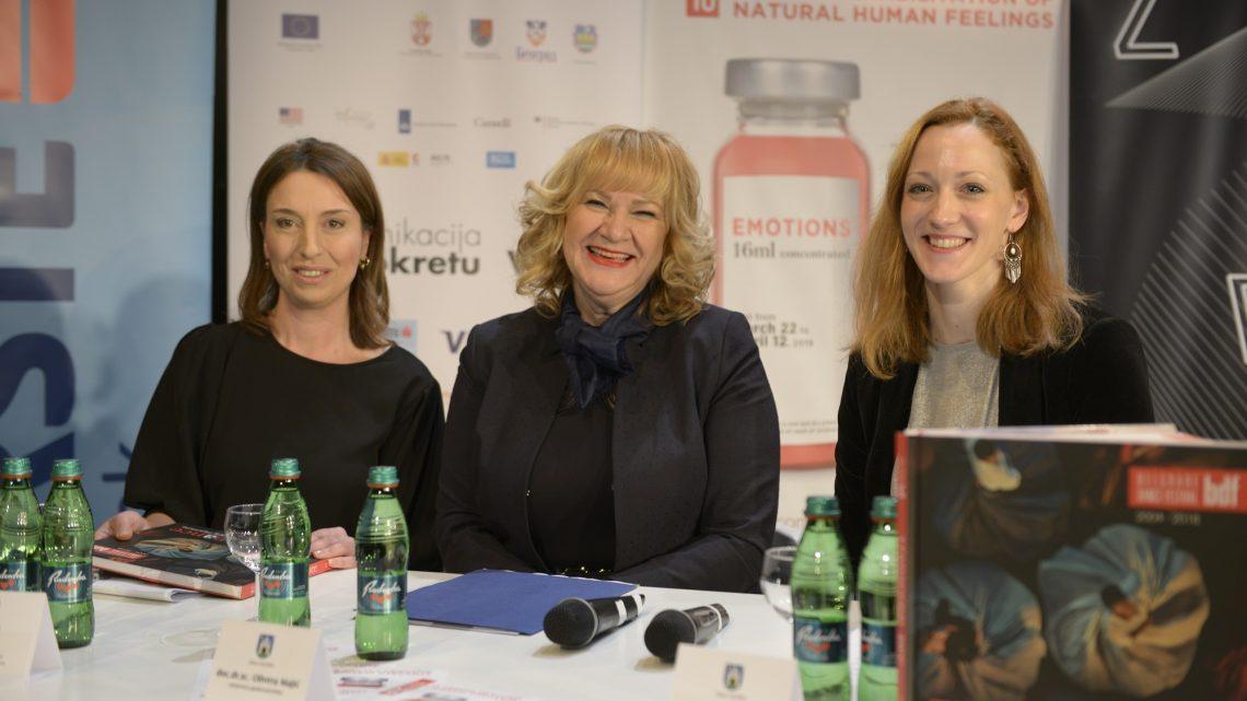 Beogradski festival igre predstavljen u Zagrebu