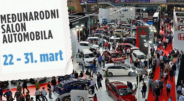Međunarodni salon automobila od 22. do 31. marta: Svi točkovi vode na Beogradski sajam