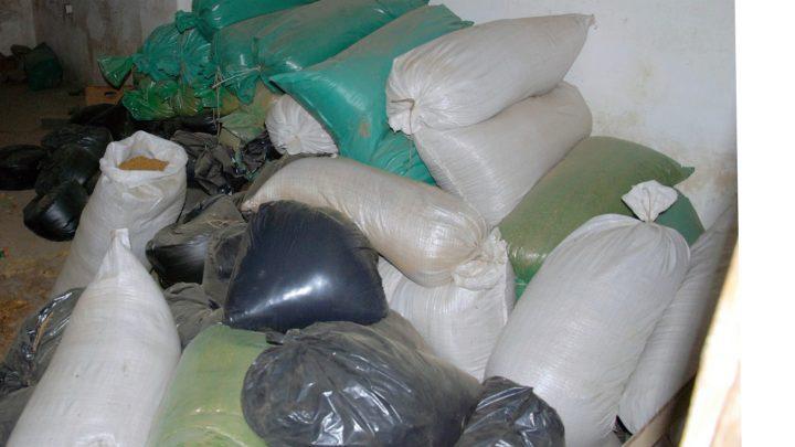 Šabac: policija zaplenila pet tona duvana!